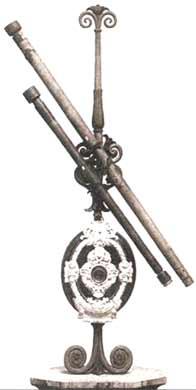 Один из телескопов галилея