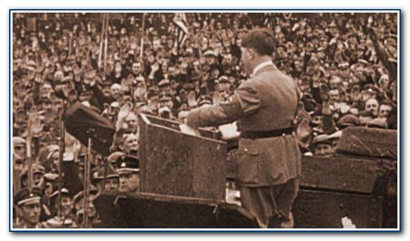 Член германской фашистской партии