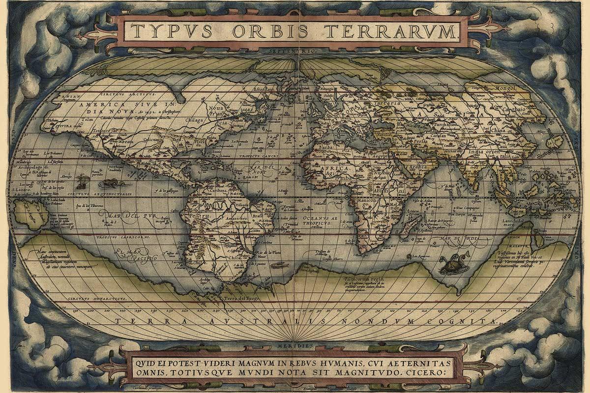 Эпоха Великих Географических Открытий Кратко